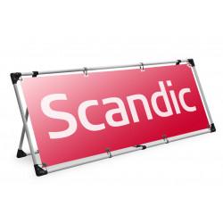PVC Banderolli 1x2m
