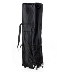 Popup teltan kuljetuslaukku pyörillä