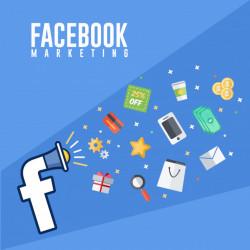 Facebook-mainonta 1 tunti
