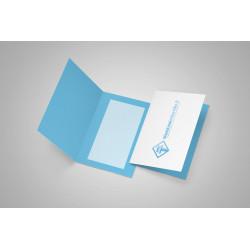 Avattavat kortit DL 110 x...