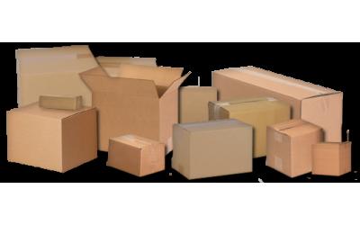 Pakkauslaatikot ja pahvilaatikot